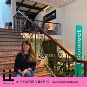 Alexandra Ramio